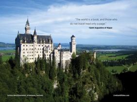 Schloss Neuschwanstein Castle Bavaria Germany