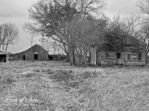Abandoned House in Needville, Texas