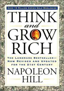 "KEY TAKEAWAYS, Good Reads: ""Think and Grow Rich"""