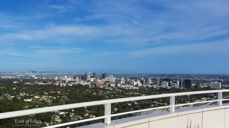 Panoramic Views of Los Angeles, California