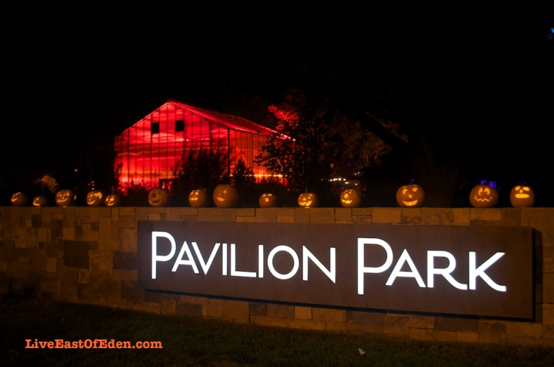 Pavilion Park, the first of Great Park Neighborhoods