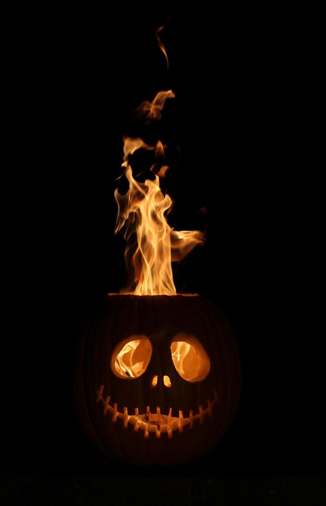 Jack Skellington Pumpkin Carving