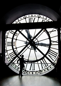 Musee D'Orsay. Paris, France