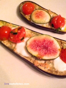 Eggplant with Fig Recipe