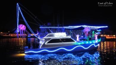 COHO, Boat Parade Winner
