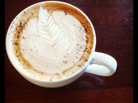 Turkish Cafe Latte